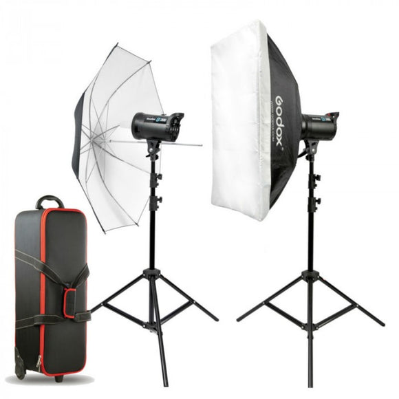 Godox Studio Flash Kit DS Series DS300-E