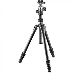 Gitzo GK0545T-82TQD Series 0 Traveler Carbon Fiber Tripod With Center Ball Head