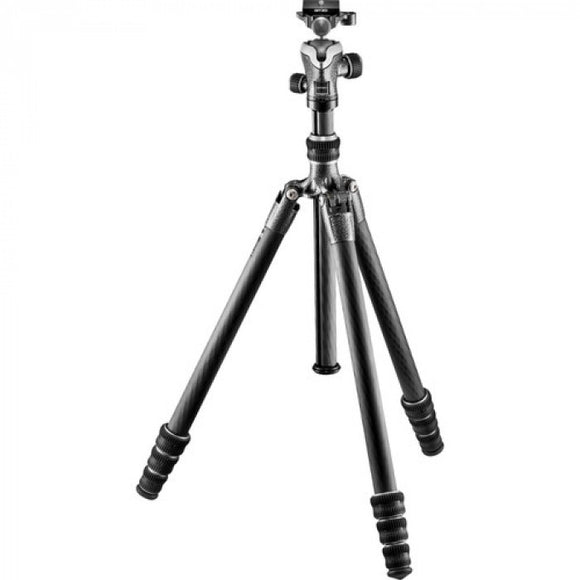 Gitzo GK1545T-82TQD Series 1 Traveler Carbon Fiber Tripod With Center Ball Head