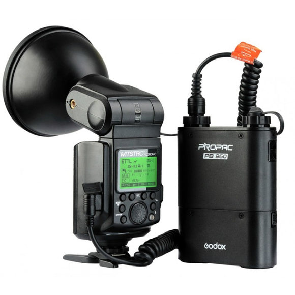 Godox Witstro Portable And Powerful Camera Flash AD360 Kits