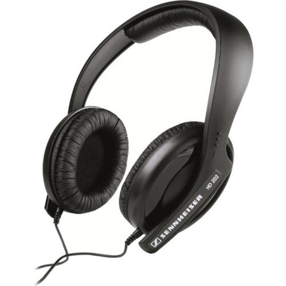 Sennheiser HD 202-II Closed-Back Over-Ear Stereo Headphones