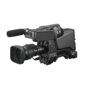 "Sony HXC-FB75KC 3 2/3"" Exmor CMOS Sensors SD/HD Studio Camera With Viewfinder And Lens"