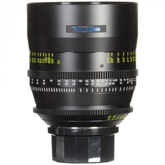 TOKINA 85mm T1.5 Cinema Vista Prime Lens (PL Mount)
