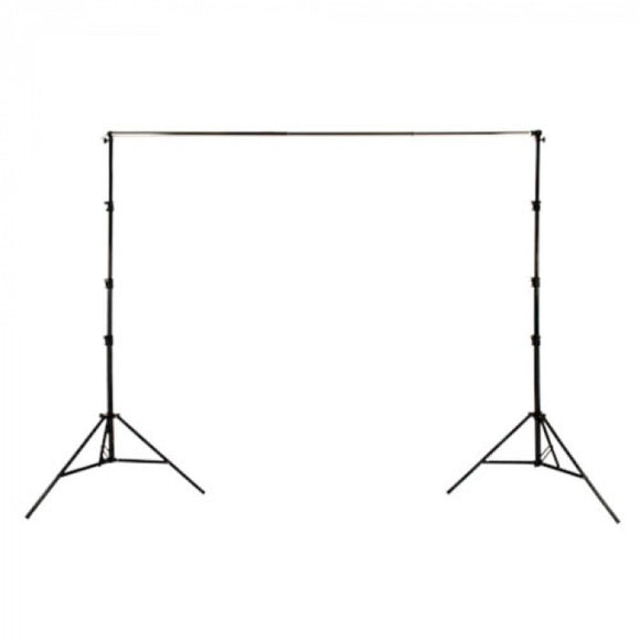 Lastolite Support For 3m Curtain & Roll Up Backgrounds (Metal Collars)