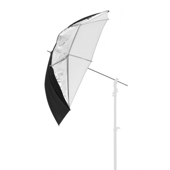 Lastolite All-In-One Umbrella (Silver/White, 39