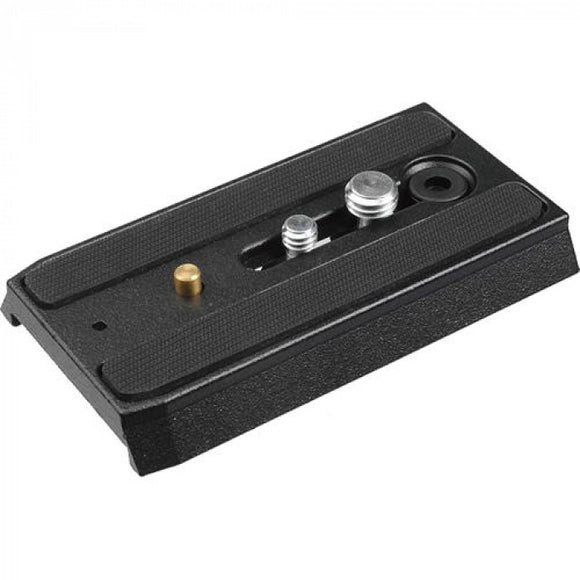 Manfrotto 501PL Sliding Quick Release Plate With 1/4