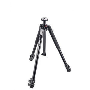 Manfrotto 190X Tripod - Alu 3-Section MT190X3