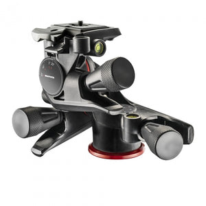 Manfrotto XPRO Geared Three-Way Pan/Tilt Tripod Head (MHXPRO-3WG)