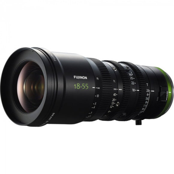 Fujinon MK 18-55mm T2.9 Lens (Sony E-Mount)