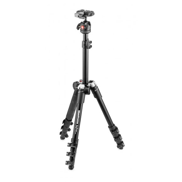 Manfrotto Befree One Aluminium Tripod With Ball Head (MKBFR1A4B-BH)