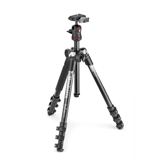 Manfrotto BeFree Color Aluminium Travel Tripod Kit