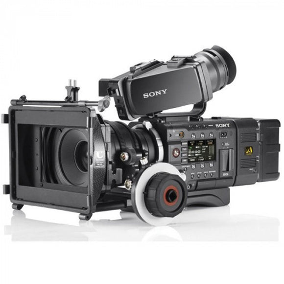 Sony PMW-F55 35mm 4K CMOS Sensor Compact CineAlta Camera Records HD/2K/4K On SxS Memory Plus 16-Bit RAW 2K/4K Output