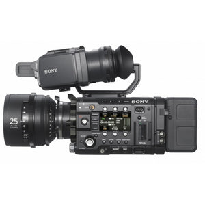 Sony PMW-F5 35mm 4K CMOS Sensor Compact CineAlta Camera Records HD/2K On SxS Memory Plus 16-Bit RAW 2K/4K Output