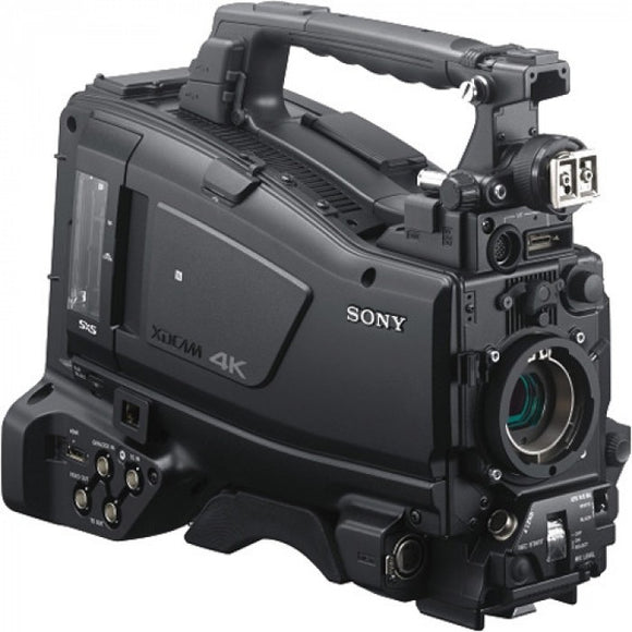 Sony PXW-Z450 4K UHD Shoulder Camcorder (BodyOnly)