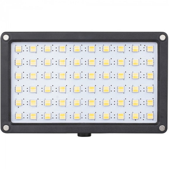 SWIT 12W, 300Lux On Camera LED Light 60psc SMD (Sony F Mount Battery Plate)