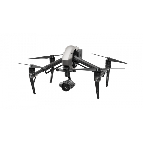 DJI Inspire 2 Combo Aerial Drone Including Zenmuse X5S, CinemaDNG, ProRes License