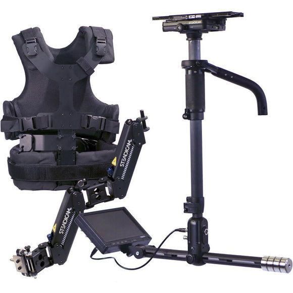 Steadicam Aero Sled With Monitor, No Battery Mount, A-15 Arm/Vest