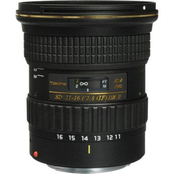 Tokina 11-16mm F/2.8 AT-X 116 Pro DX II Autofocus Lens For Canon
