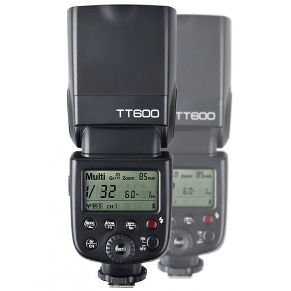 Godox Speedlight Built In Receiver (TT600)