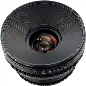 Zeiss Compact Prime CP.2 35mm/T2.1 Cine Interchangeable Mount Lens