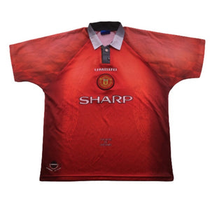 1996/98 Liverpool Home Shirt - XL
