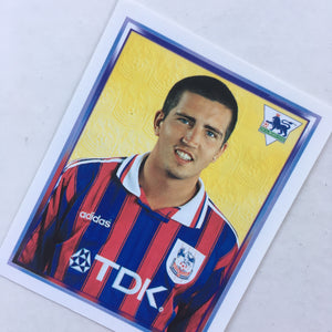 1997/98 Andy Roberts Crystal Palace Merlin Football Sticker