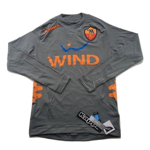 2011/12 AS Roma Goalkeeper Shirt BNWT - XS