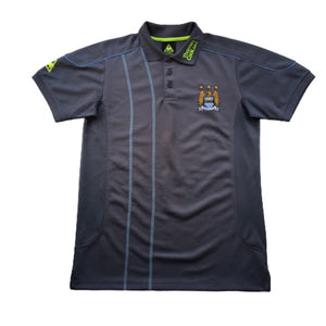 2008/09 Manchester City Training Polo Shirt - M