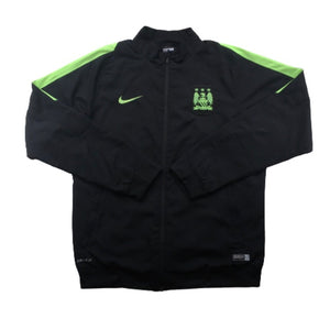 2015/16 Manchester City Training Track Jacket - L