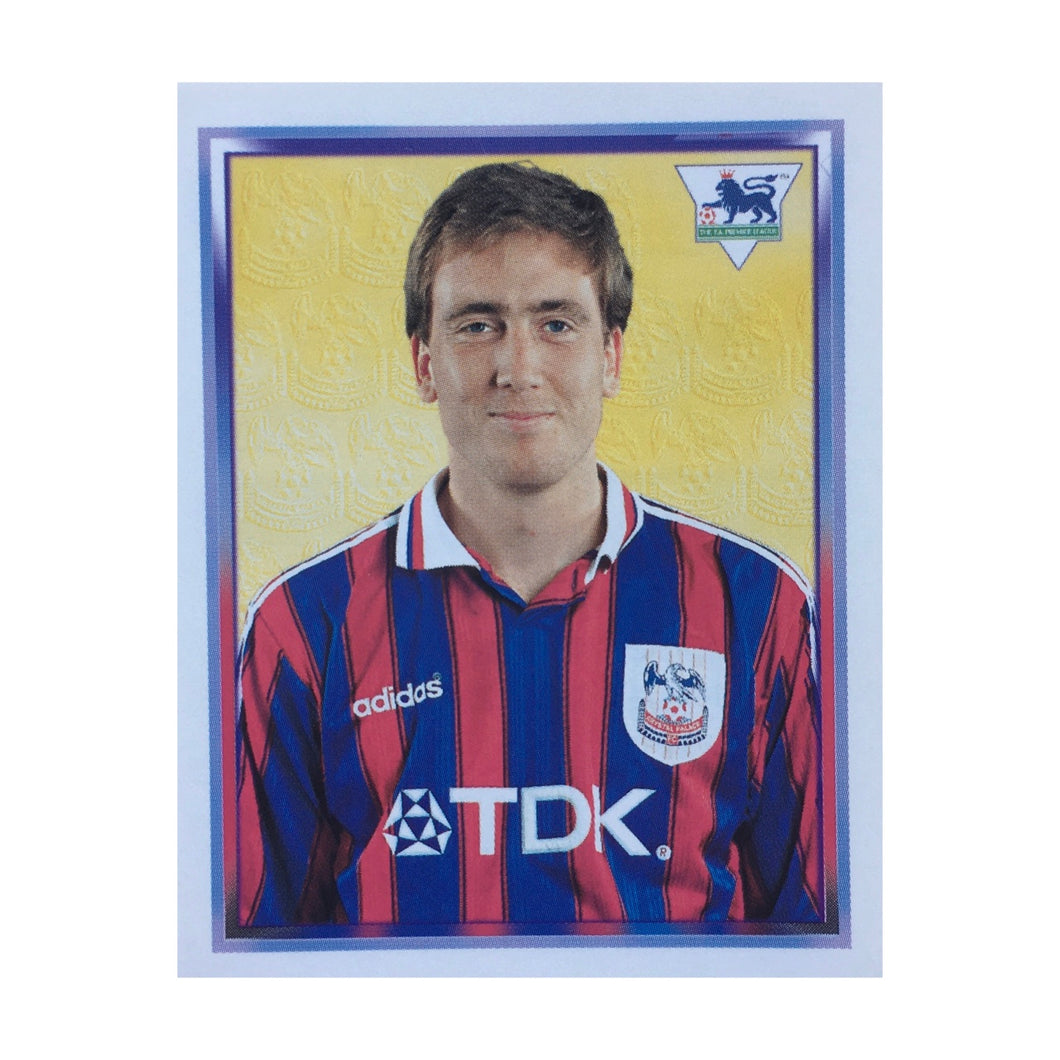 1997/98 David Tuttle Crystal Palace Merlin Football Sticker