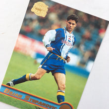 1998 Dejan Stefanovic Sheffield Wednesday Premier Gold Trading Card