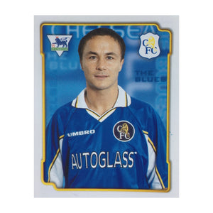 1998/99 Dennis Wise Chelsea Merlin Football Sticker