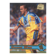 1998 Dennis Wise Chelsea Premier Gold Trading Card