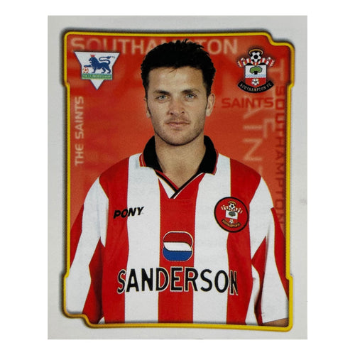 1998/99 Jason Dodd Southampton Merlin Football Sticker