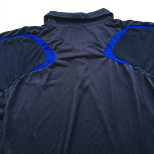 2004/05 Everton 1/4 Zip Training Shirt - L