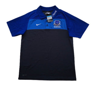 2012/13 Everton Training Polo Shirt BNWT - M