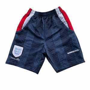 1997/99 England Goalkeeper Shorts - 28""