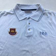 1999/01 West Ham United Training Polo Shirt - XL