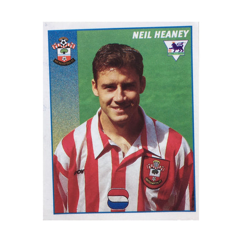 1996/97 Neil Heaney Southampton Merlin Football Sticker