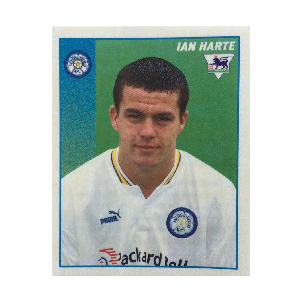 1996/97 Ian Harte Leeds United Merlin Football Sticker