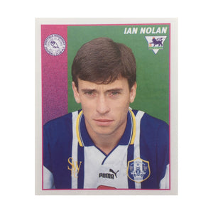 1996/97 Ian Nolan Sheffeld Wednesday Merlin Football Sticker