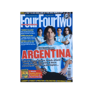 Four Four Two Magazine (May 2006)