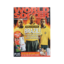 World Soccer Magazine (April 2006)