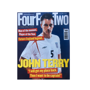 Four Four Two Magazine (May 2005)