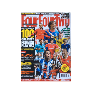 Four Four Two Magazine (May 2008)