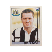 1995/96 Steve Howey Newcastle United Merlin Football Sticker