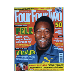 Four Four Two Magazine (August 2005)