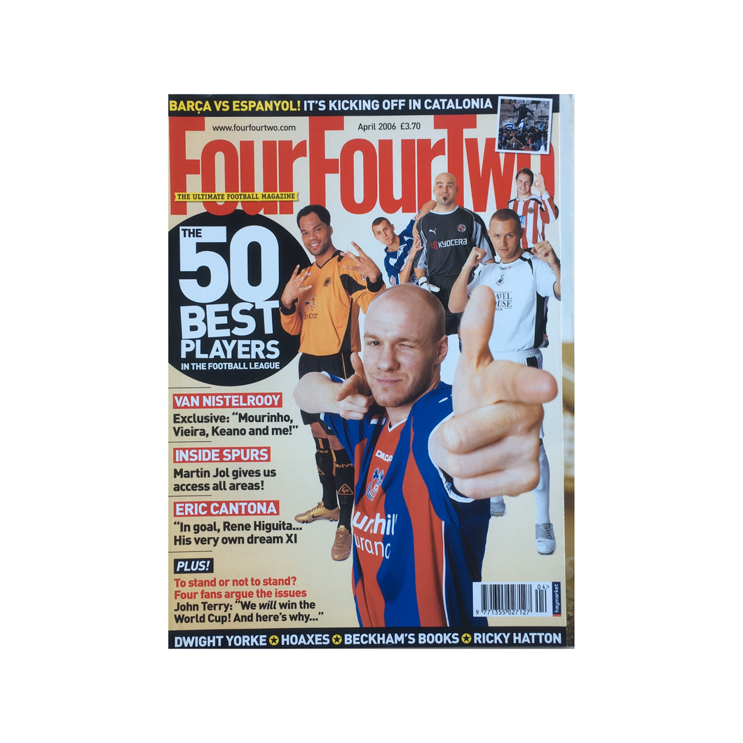 Four Four Two Magazine (April 2006)