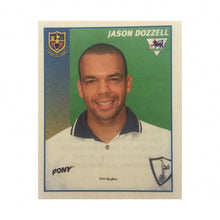 1996/97 Jason Dozzell Tottenham Merlin Football Sticker