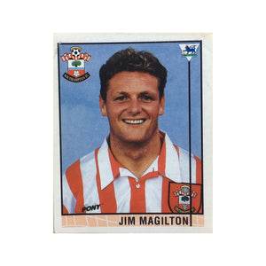 1995/96 Jim Magilton Southampton Merlin Football Sticker